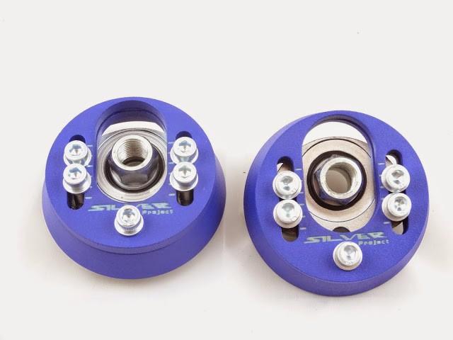Camber Plates GOLF MK4 /SEAT LEON - GRUBYGARAGE - Sklep Tuningowy